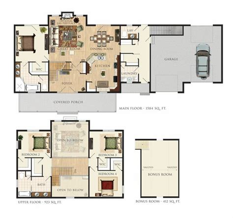 house plans with mudroom garage mudroom bonus area floor plans i like