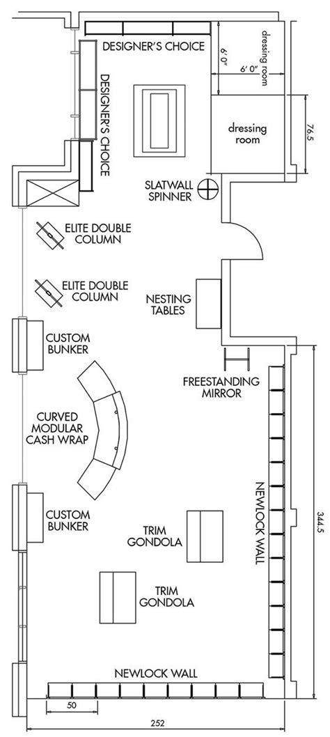 floor plan convenience store 171 mithril and mages convenience store layout convenience stores architecture