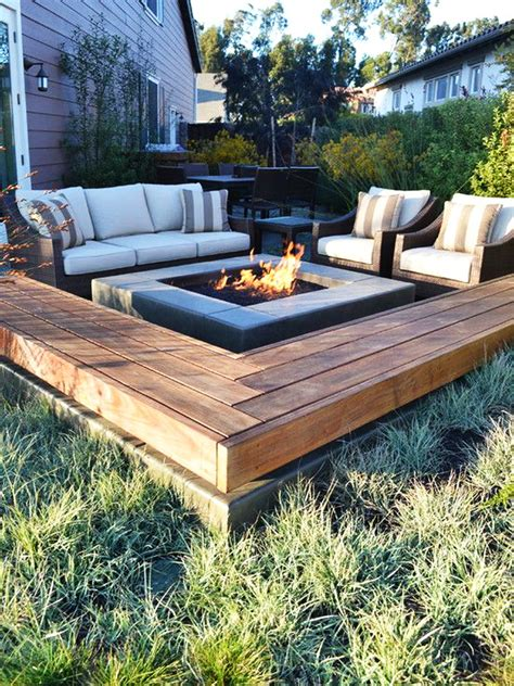 Patio Outdoor Pit Paver Patio Firepit Outdoor Pit Design Ideas Spaces
