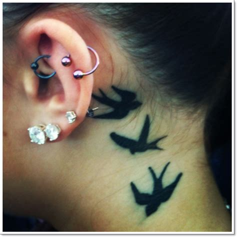 tattoo designs birds in flight flying bird meaning