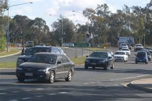 driving cars for cars driving along roadway drive woden canberra