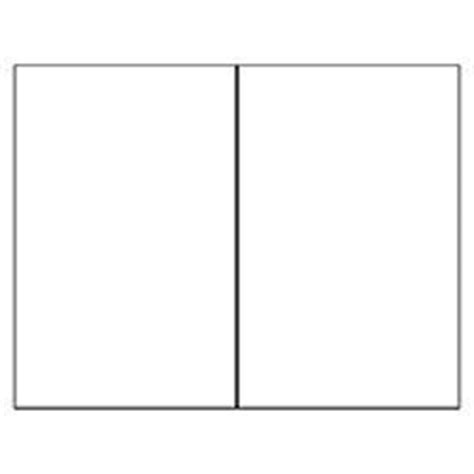 free blank greeting card templates for word free avery 174 templates half fold greeting card