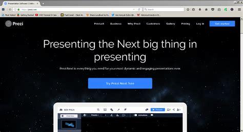 bagaimana langkah membuat presentasi video membuat presentasi menarik dengan prezi edukasi dan