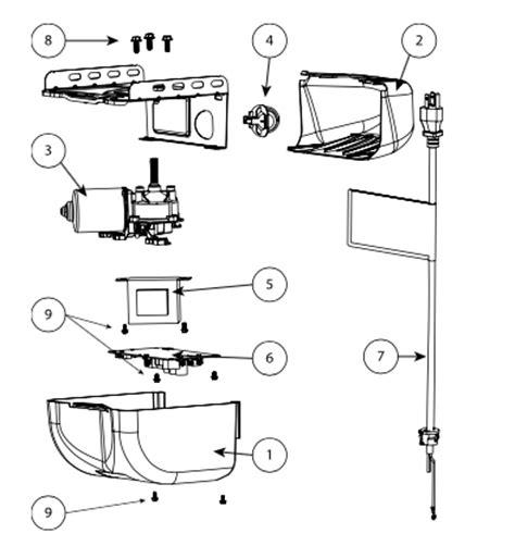motor repair manual 1996 chrysler cirrus spare parts catalogs sliding gate motor wiring diagram for wiring source