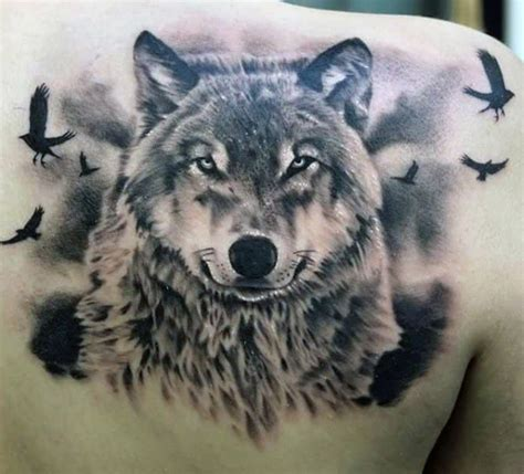 imagenes tatuajes de lobos imagenes de tatuajes de lobos tatuajes para mujeres y