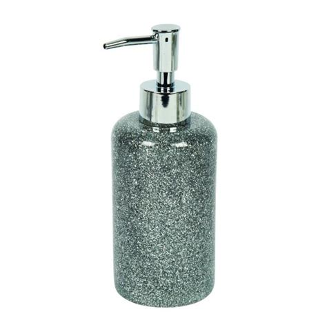 sparkle bathroom accessories silver sparkle bathroom accessories george home