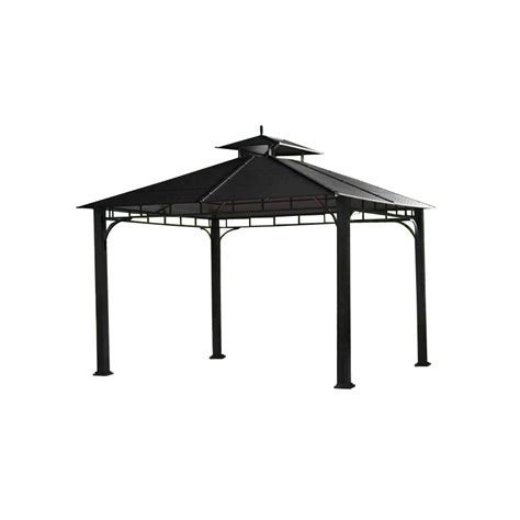 Garden Treasures Pergola Replacement Canopy by Lowe S Metal Pergola Submited Images