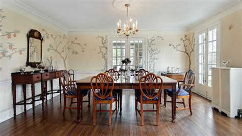 house dining room home alone house today dining room hooked on houses