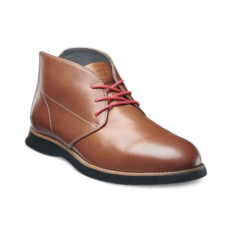 florsheim mens boots florsheim chukka boots in brown for chestnut leather