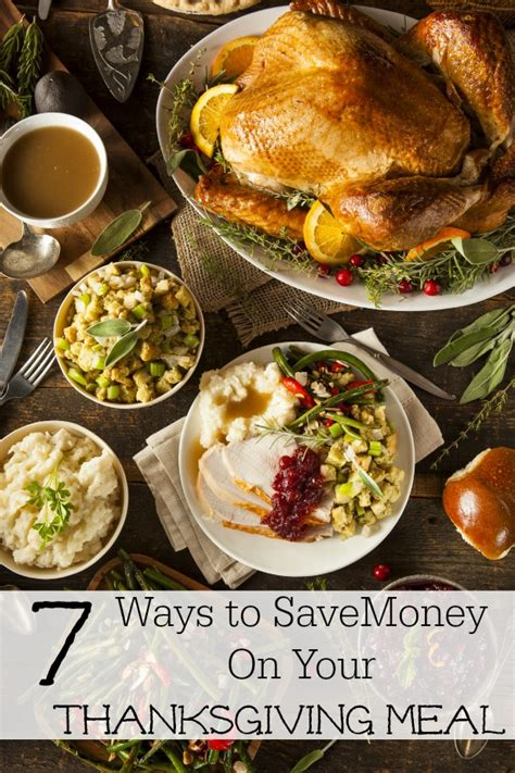 7 ways to save money 7 ways to save money on your thanksgiving meal wanna bite