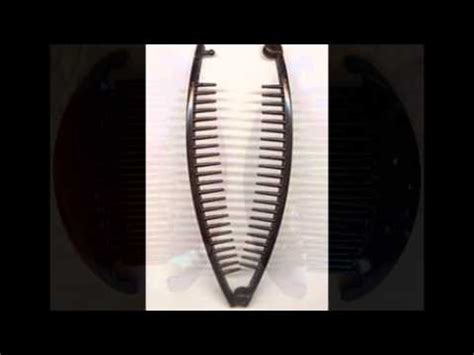 banana clips for thick hair round banana hair clips for thick hair youtube