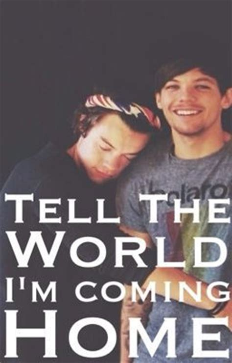 tell the world i m coming home larry stylinson fifth