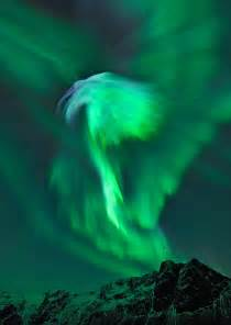 northern lights from solar flare the midnight rises solar storms for seven