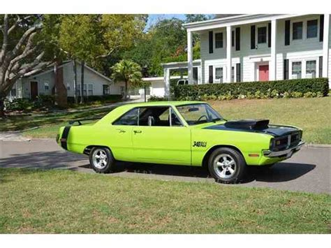 dodge dart 1970 for sale 1970 dodge dart for sale on classiccars 11 available