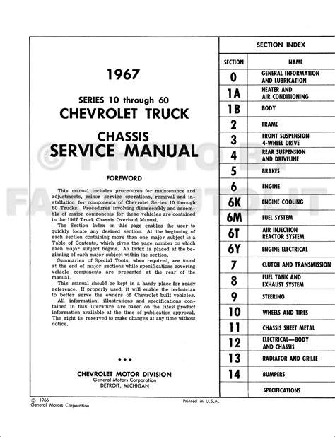 what is the best auto repair manual 1967 ford country user handbook 1967 chevy 10 60 truck repair shop manual overhaul manual original set