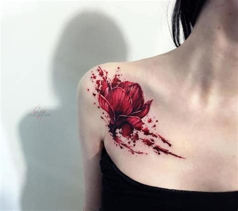 bloody tattoo designs best 25 splatter ideas on tattoos with