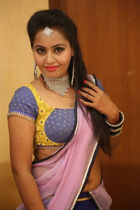telugu heroines photos in saree telugu heroines hot photos in saree my star zone