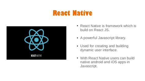 react native beginner tutorial learn mobile programming with react native