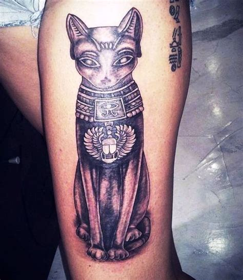 tattoo egypt cat the 25 best egyptian cat tattoos ideas on pinterest