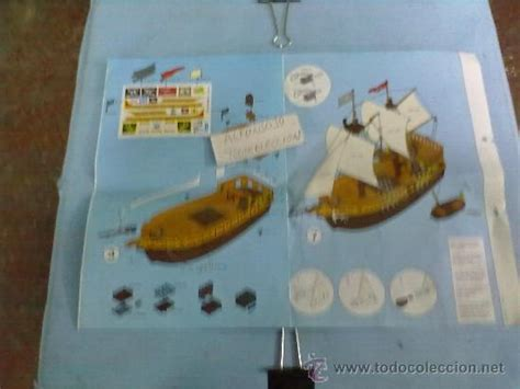 barco pirata uso playmobil instrucciones montaje barco pirata re comprar
