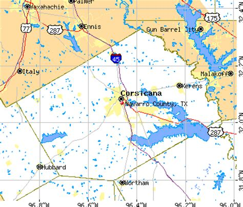 navarro texas map navarro county texas detailed profile houses real estate cost of living wages work