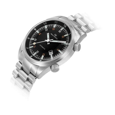 Jam Tangan 816 seagull 816 582 automatic mechanical stainless steel