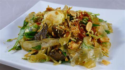 Banh Trang Rice Paper Recipe B 225 Nh Tr 225 Ng Trộn Rice Paper Salad Danang Cuisine