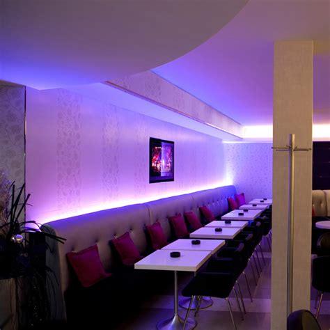 edge lighting light channel surface mount indoor