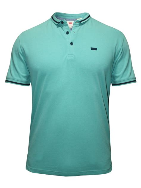 Polo Shirt Levis Solid buy t shirts levis light green polo t shirt