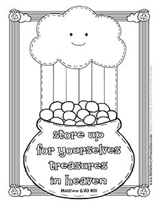 christian shamrock coloring pages st patrick s day bible coloring pages
