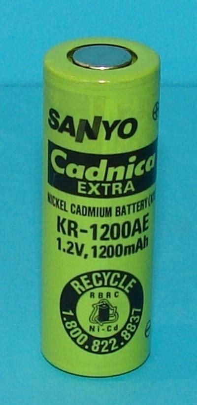 Batt Original Ae battery kr 1400ae sanyo af 1400e sanyo
