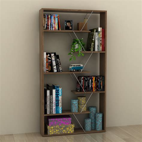 libreria divisoria libreria divisoria autoportante in legno e metallo wilmark