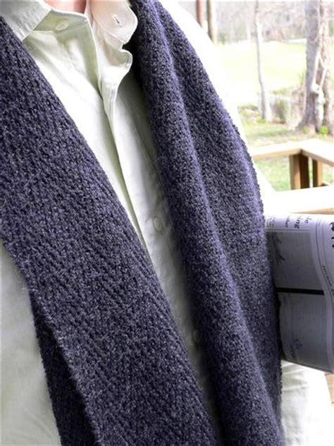 knitting pattern herringbone scarf scarfs herringbone and knit scarves on pinterest