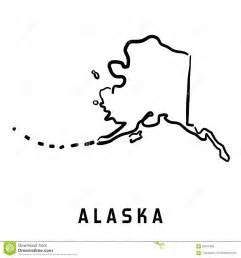 alaska logo stock vector image 93107450