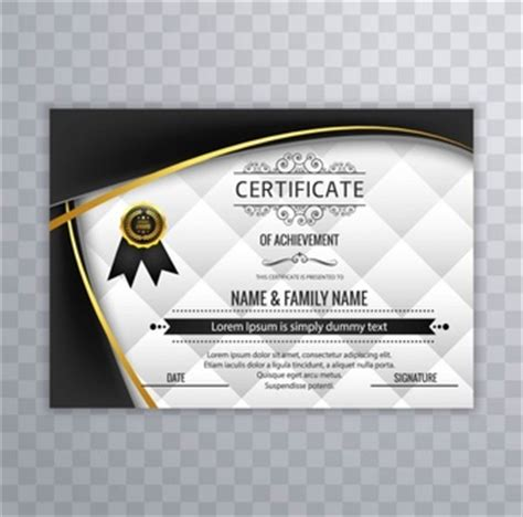design certificate form 15 certificate vectors photos and psd files free download