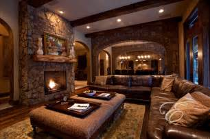 tuscan living rooms upscale tuscan