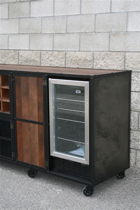 buy a handmade beverage center liquor cabinet