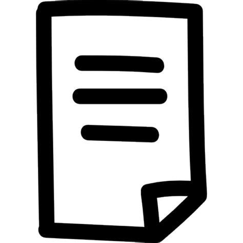 testo mano a mano simbolo disegnato documento di testo a mano scaricare