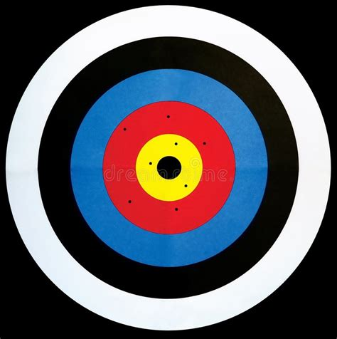 Clip On L Target by Archery Target Stock Photo Image Of Target Rifle