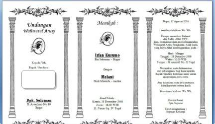 template undangan yasin cara bikin undangan gpp00407