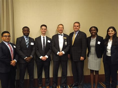 Of Houston Mba Mha by Mha Students Bring Home The Gold At
