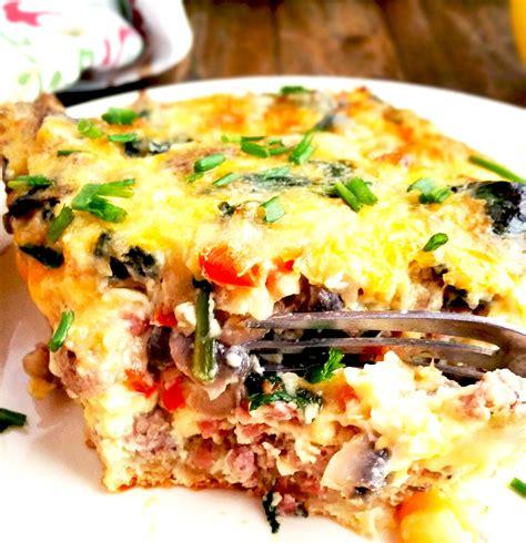 best breakfast egg casserole 3 yummy tummies
