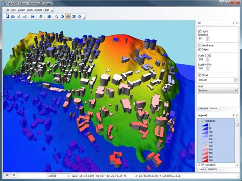 best gis programs tatukgis geographic information systems
