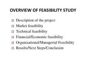 how to conduct a feasibility study pdf start business in