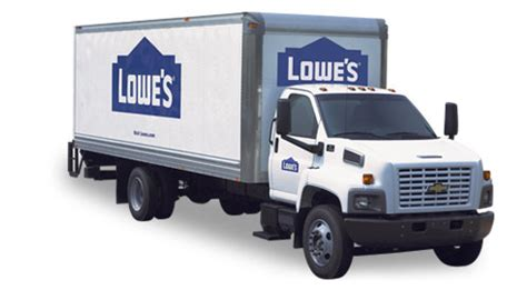 image gallery lowe s truck