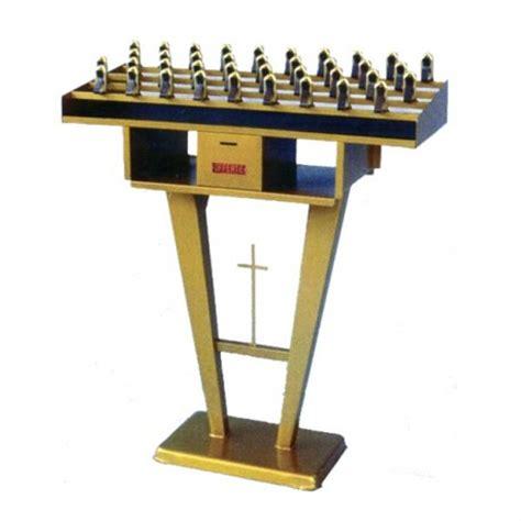 candelieri votivi candeliere votivo a molla per candele di cera