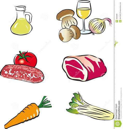 uzbek food stock photos royalty free images vectors vector food set royalty free stock photos image 4802688