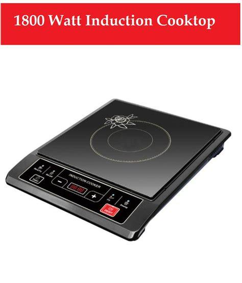 cooktop price vox 1800 watt induction cooktop price in india buy vox