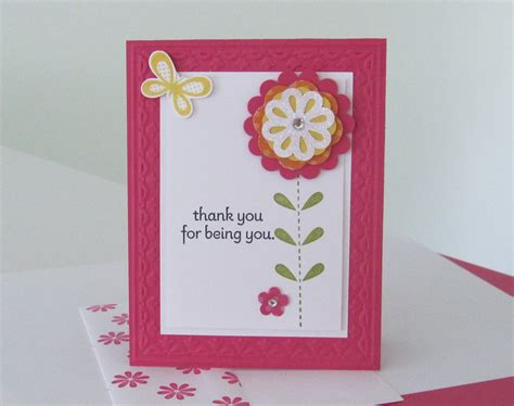 card to make bold blossom st set blossom bouquet layer punch