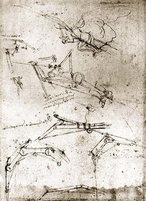 leonardo da vinci biography flying machine leonardo da vinci and his flying machines